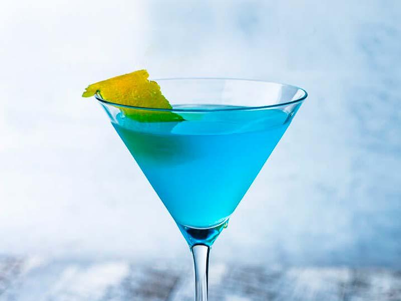 Cóctel Blue Angel