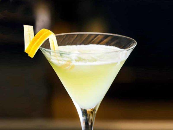 Cóctel Lemon Drop