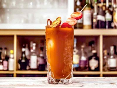 Cóctel Bloody Mary