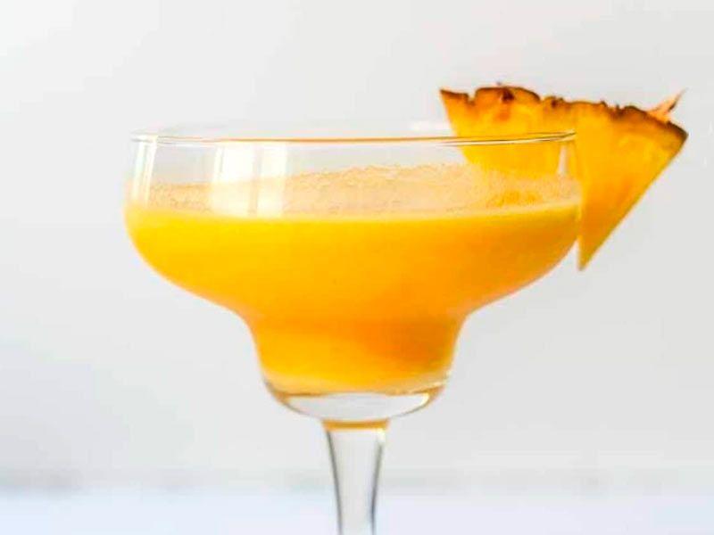 Cóctel Daiquiri de Mango