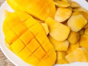 Receta del cóctel Daiquiri de Mango
