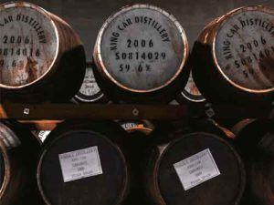 Cognac ingredientes del Cocktail Brandy Alexander